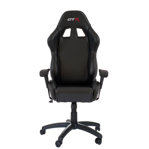 Large Size Big and Tall Computer Chair, Gaming Chair High-back, Ergonomic Leatherette Racing Chair – Color Options Available GTR Pass Discounted