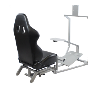 GT Model with Mounts for Controls, Pedals and Display Adjustable Leatherette Seat – Color Options Available GTR Pass Discounted