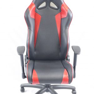 Large Size Big and Tall Computer Chair, Gaming Chair High-back, Ergonomic Leatherette Racing Chair – Color Options Available