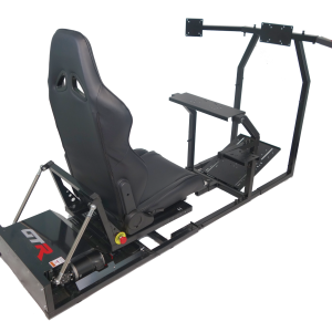 NEW GTM Motion Simulator Model Black Frame GTR Pass Discounted