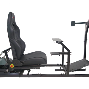 NEW GTM Motion Simulator Model Black Frame – Preorder Now For Limited Time Offer 30% OFF