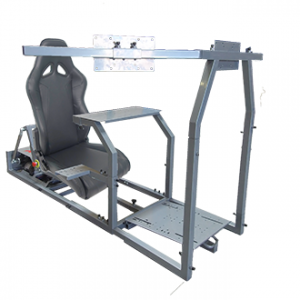 NEW GTM Motion Simulator Model Silver Frame