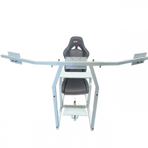 NEW GTM Motion Simulator Model White Frame