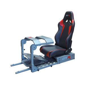 New GTA Pro Simulator – The Latest in Sim Racing – Seat Color Options Available
