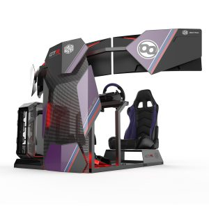 GTA-F Racing Simulator Special Edition with Cooler Master – Taking PREORDER SOON!