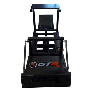 GTM Motion Simulator à la Kart Barebones Chassis  – (Black, White, Silver) GTR Pass Discounted