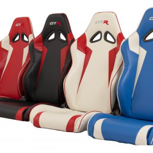 GTR Simulator Racing Seat – Seat Color Options Available